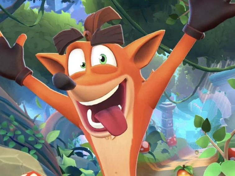 Crash Bandicoot Mobile is an endless running game by Candy Crush developers
