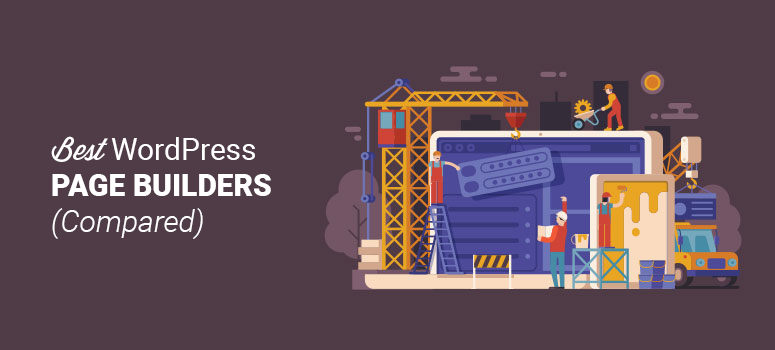 7 Best Drag and Drop WordPress Page Builders Compared (2020)