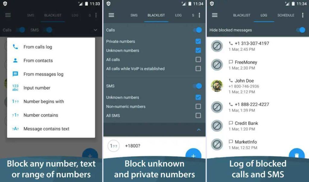 8 Best Android Call Blocker App List For 2020