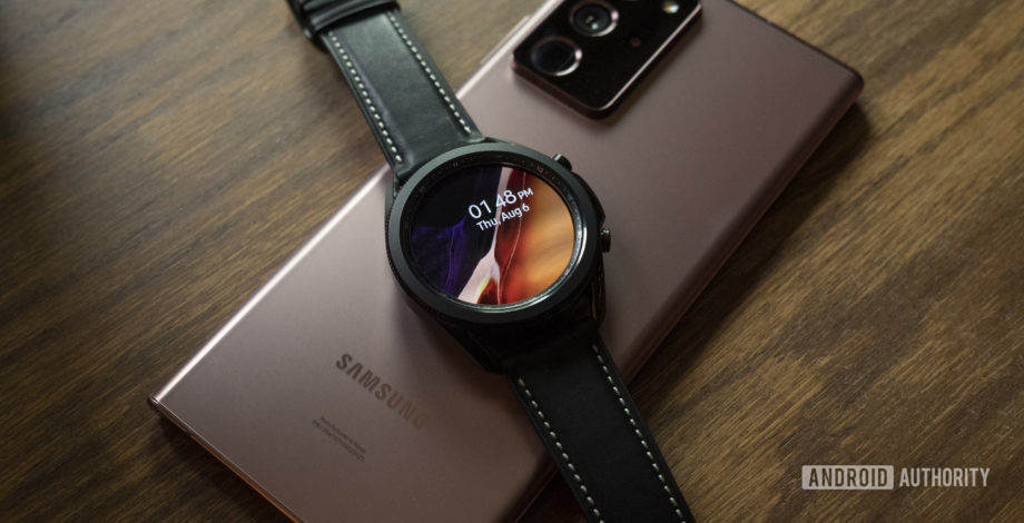 Now there's evidence for Samsung developing a WearOS watch
