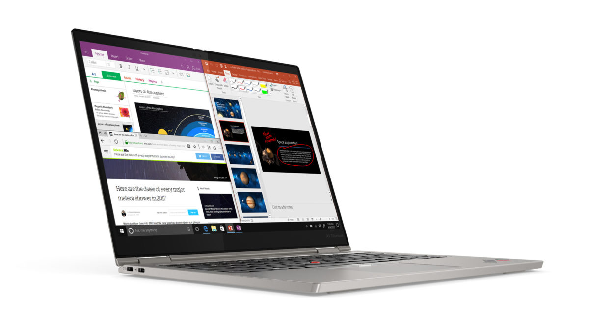 Lenovo ThinkPad X1 Titanium 1 kommende Laptops