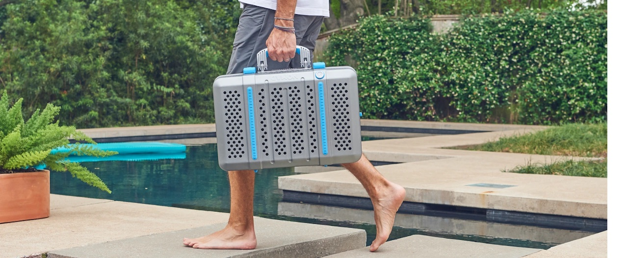 Nomad's charcoal grill suitcase is modern ingenuity combined with classic cooking – TechCrunch