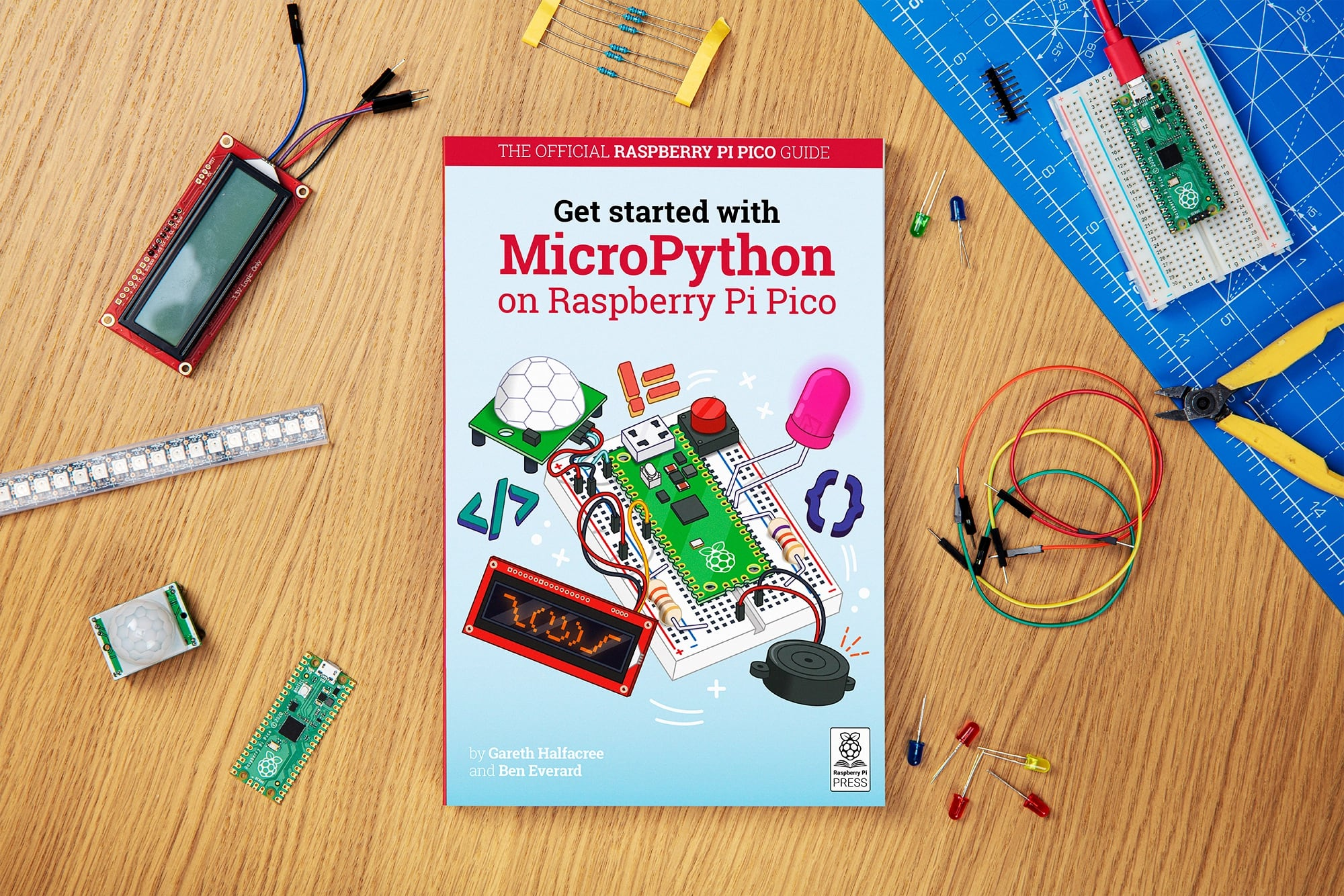 Raspberry Pi Foundation launches $4 microcontroller with custom chip – TechCrunch