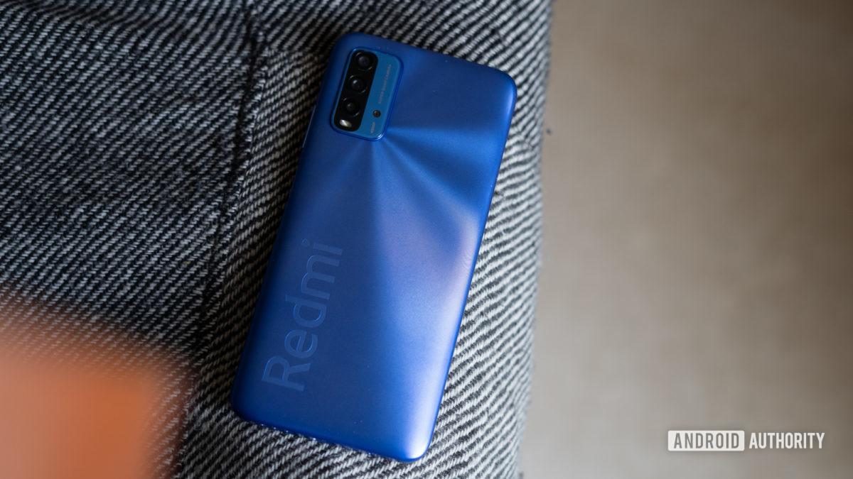 Redmi 9 Power profile recording