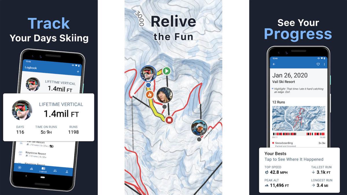 Slopes screenshot