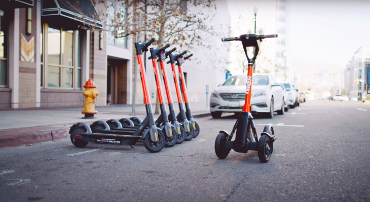 Spin bets its scooter future on 3 wheels and remote-control tech – ProWellTech