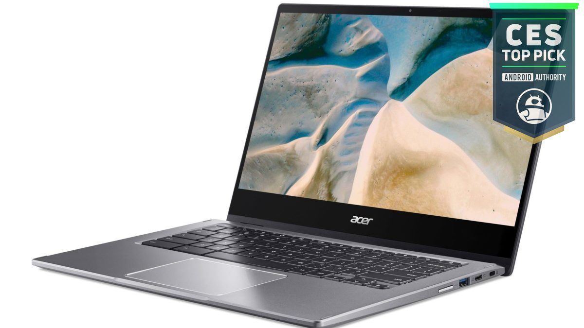 Acer Chromebook Spin 514 Top Pick