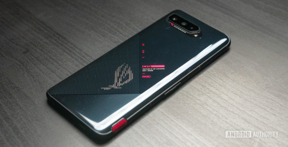 Asus ROG Phone 5 review: King of the hill
