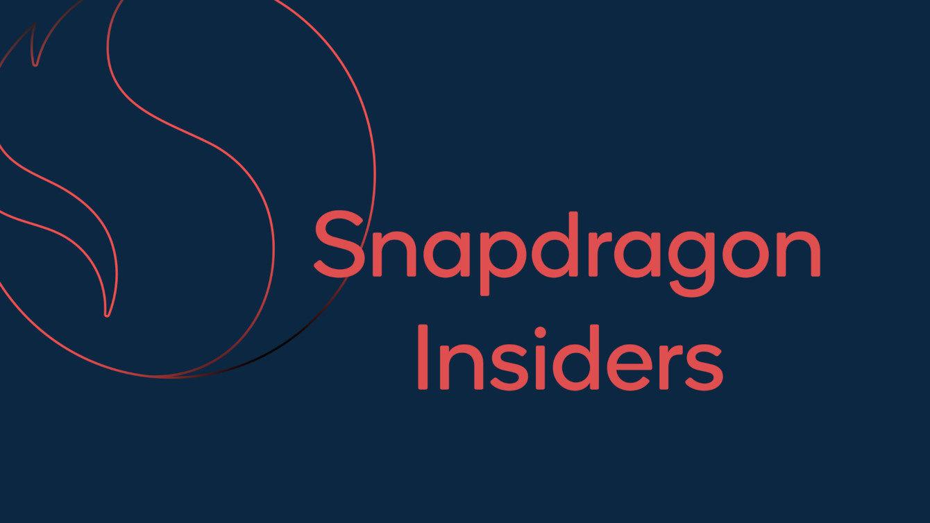 Qualcomm Snapdragon Insider