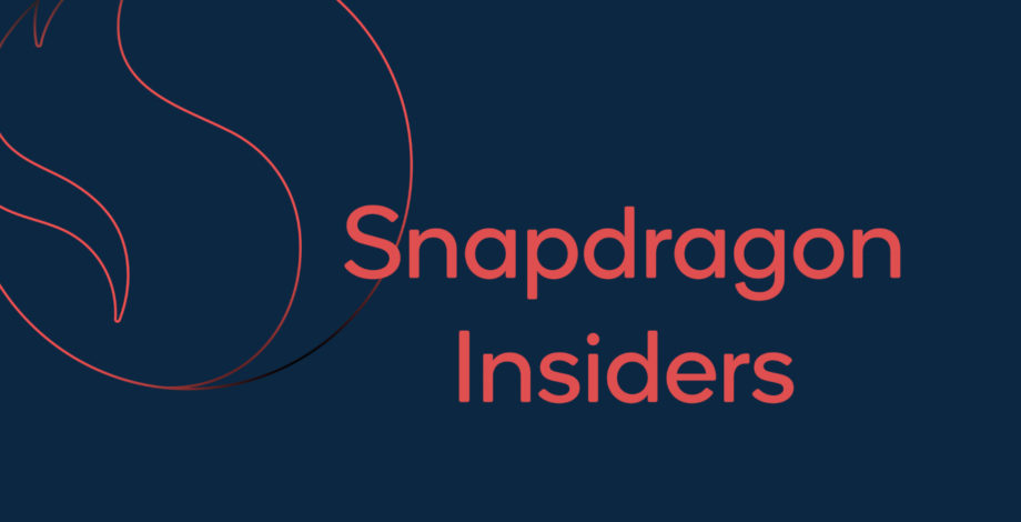 Qualcomm wants to build a fan community with Snapdragon Insiders