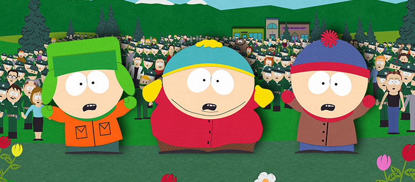 Where is South Park streaming?
