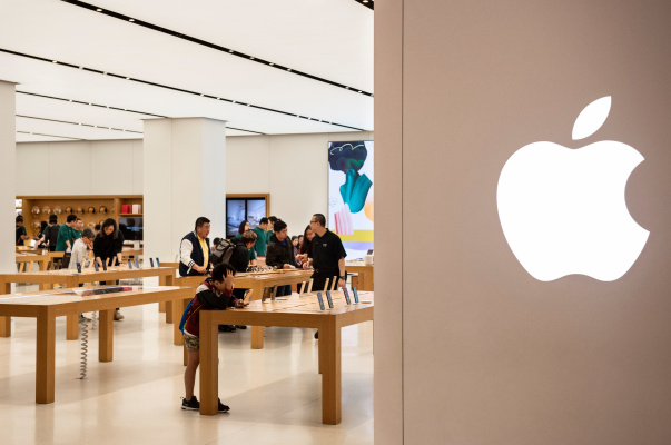 Apple sales bounce back in China as Huawei loses smartphone crown – TechCrunch