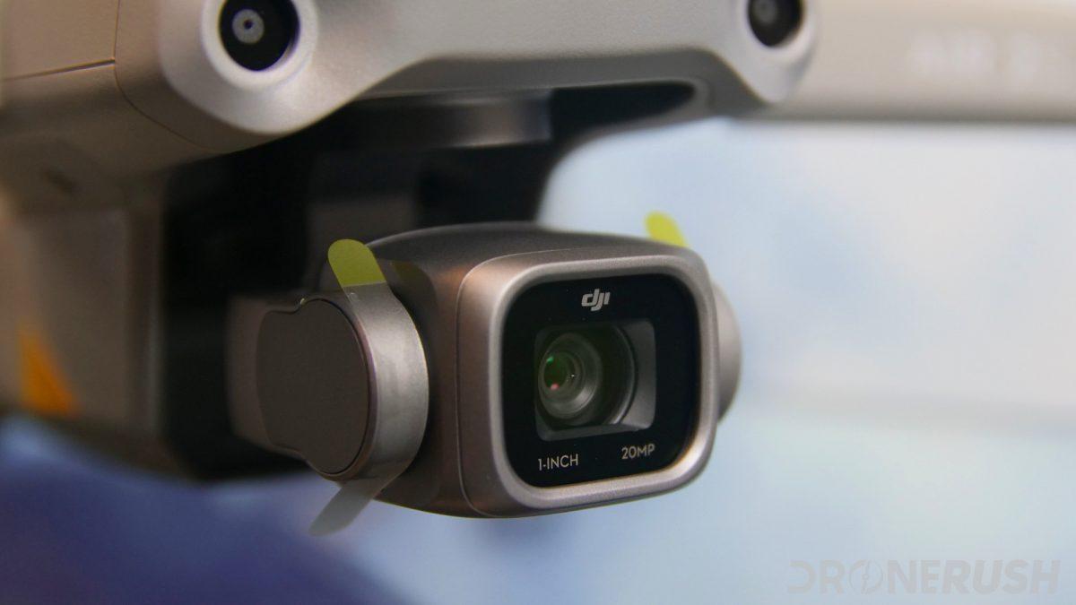 DJI Air 2S camera