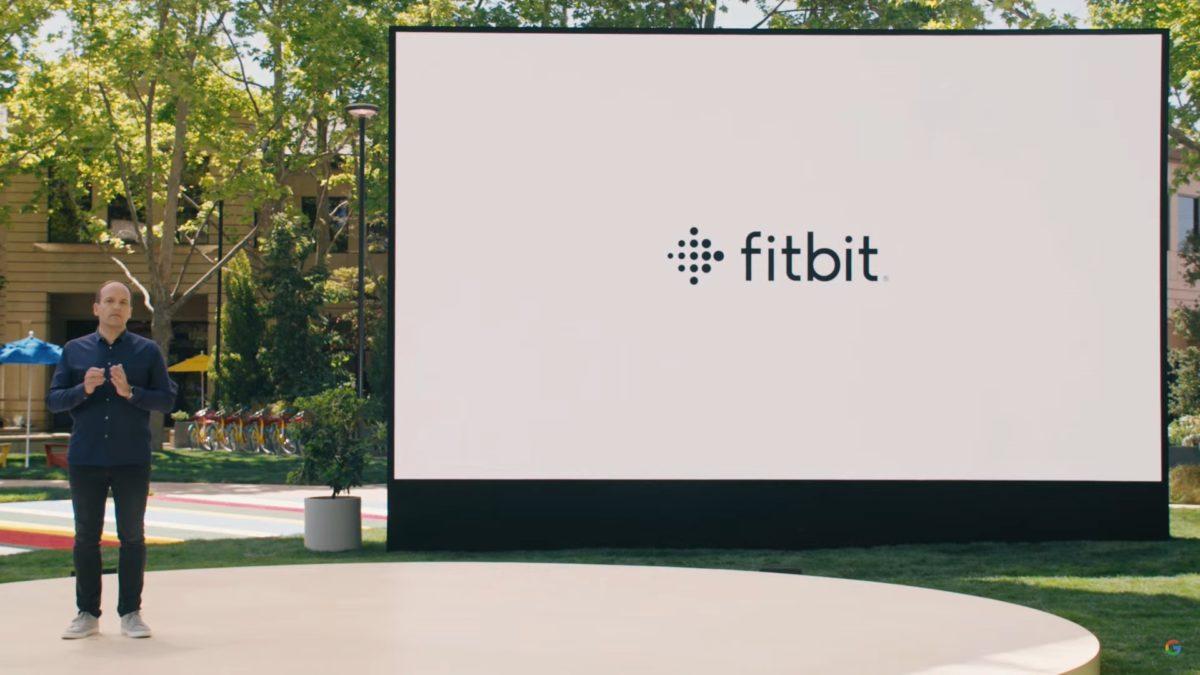 Google IO 2021 Björn Kilburn talks about Fitbit partnership