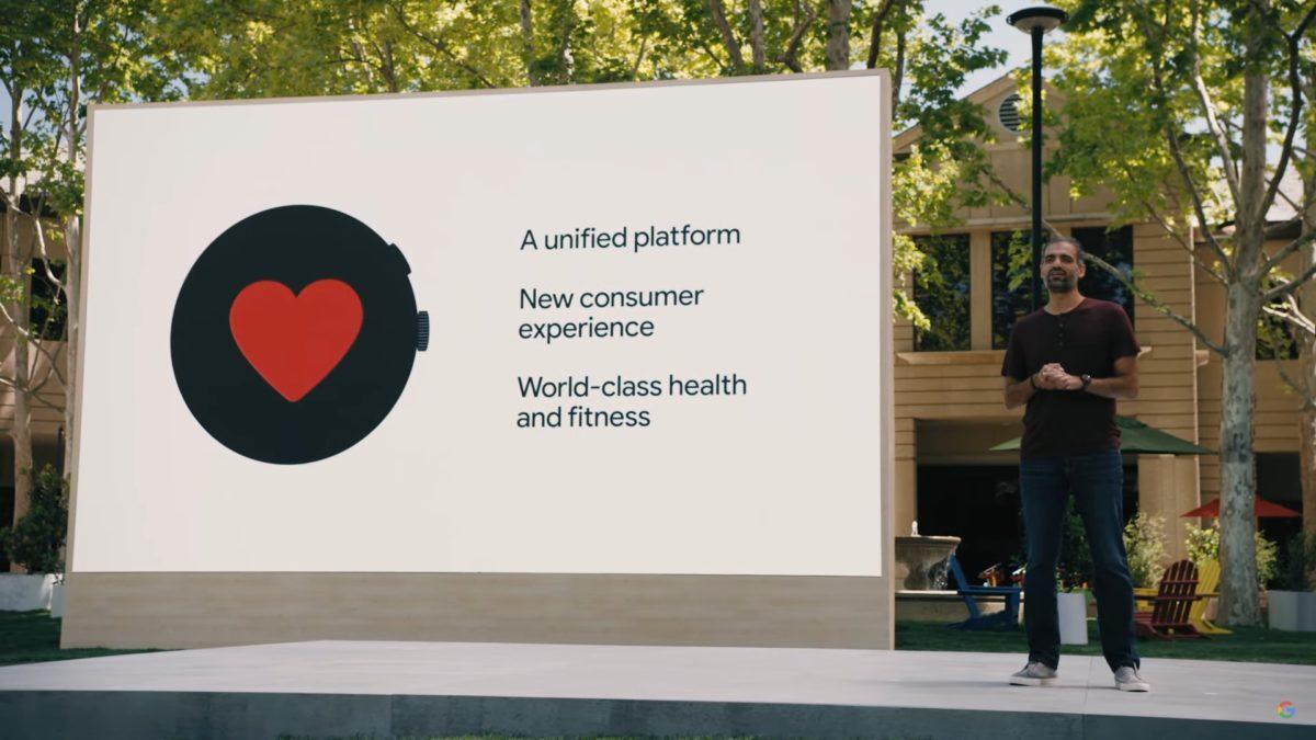 Google IO 2021 Sameer Samat talks carry operating system