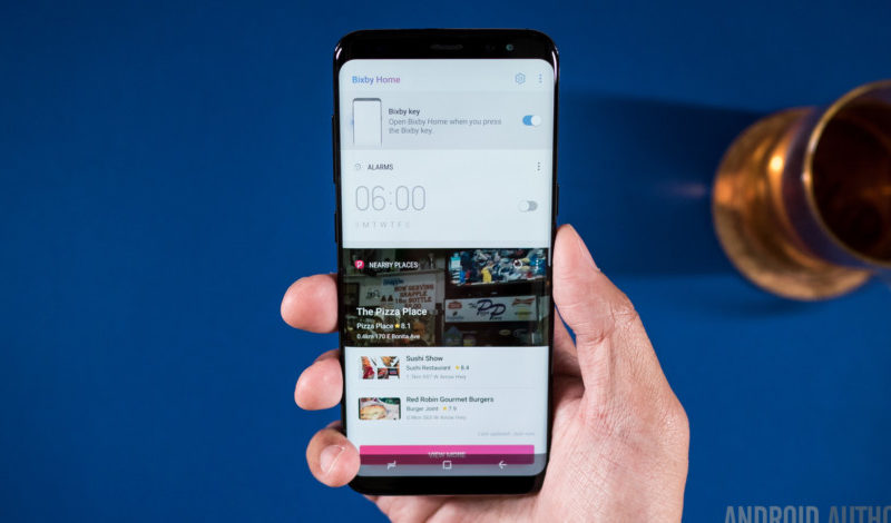 Samsung Galaxy S8 just received its last update four years after its launch