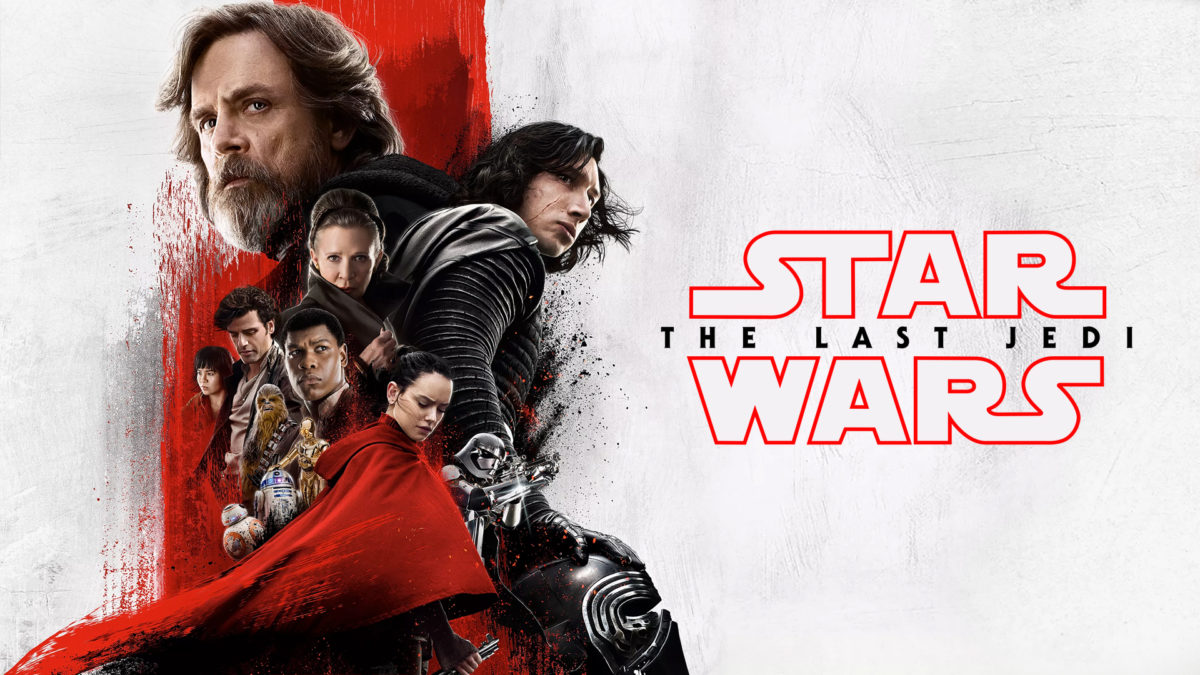 Star Wars Episode viii The Last Jedi Poster