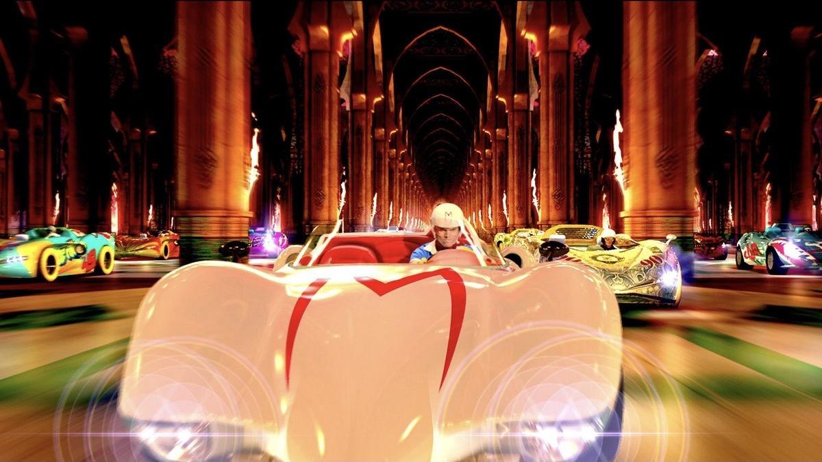 Speed Racer Wachowski HBO Max